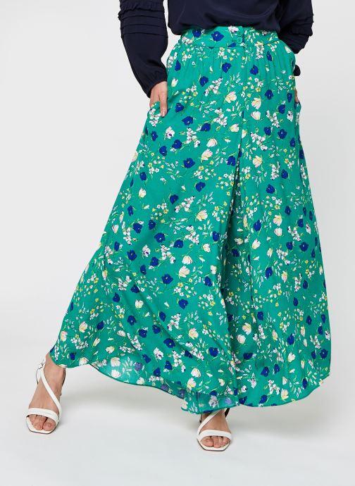 Vêtements School Rag Jayne Vert vue détail/paire