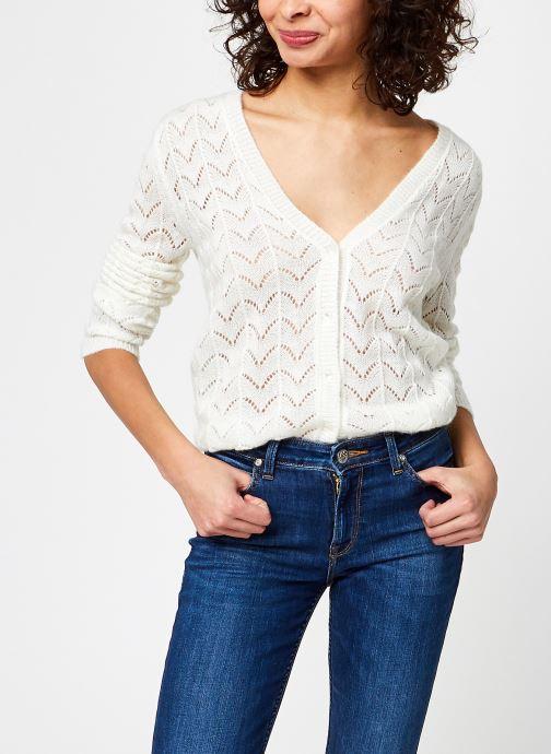 Vêtements School Rag G-Lacy Blanc vue détail/paire