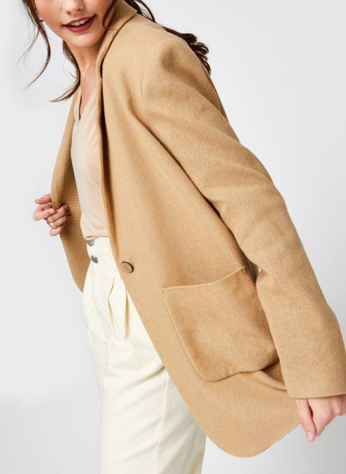 Vêtements School Rag Verena Vert vue détail/paire