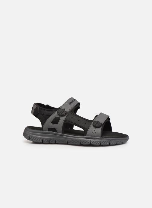 Sandalen Skechers FLEX ADVANTAGE S UPWELL grau ansicht von hinten