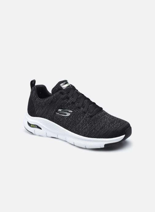 Sneaker Skechers ARCH FIT PARADYME schwarz detaillierte ansicht/modell