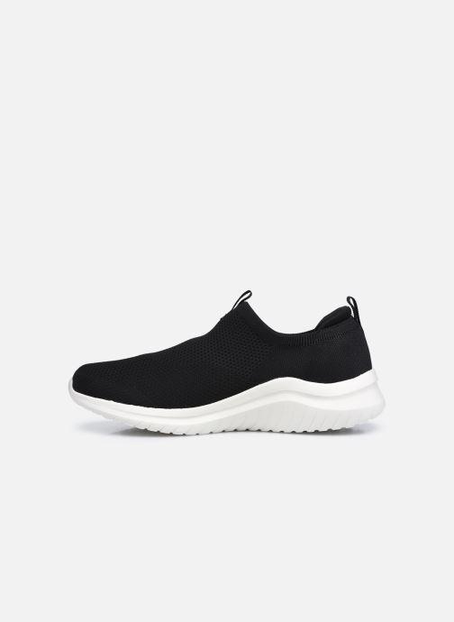 Sneaker Skechers ULTRA FLEX 2.0 KWASI schwarz ansicht von vorne