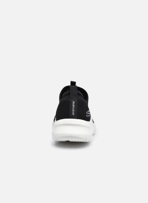 Sneaker Skechers ULTRA FLEX 2.0 KWASI schwarz ansicht von rechts