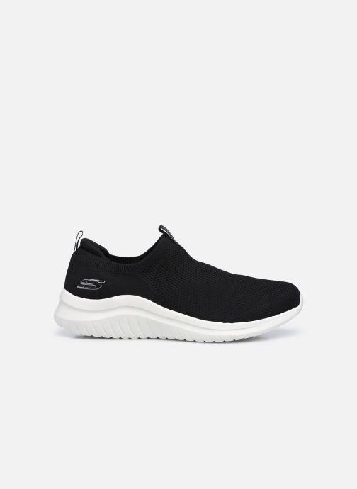 Sneaker Skechers ULTRA FLEX 2.0 KWASI schwarz ansicht von hinten