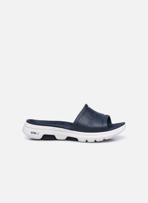 Sandalen Skechers GO WALK 5 M blau ansicht von hinten