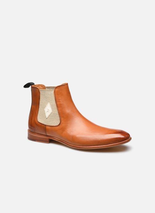 Boots en enkellaarsjes Melvin & Hamilton Elyas 5 Bruin detail