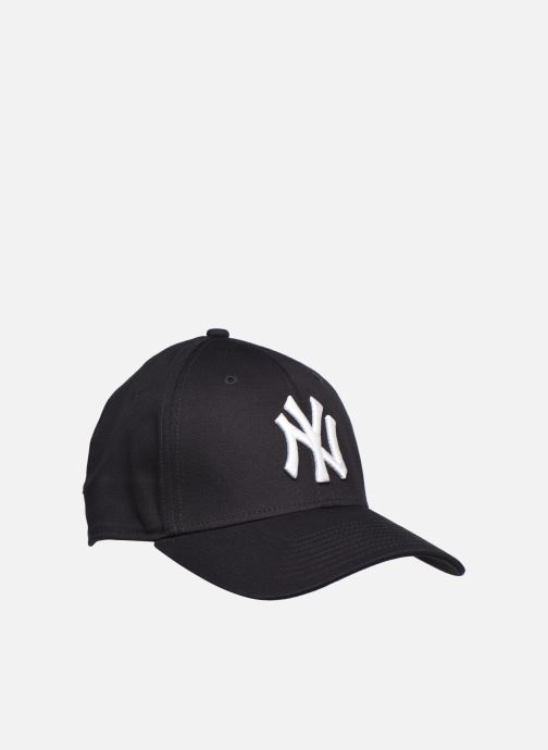 Kappe New Era League Essential 39Thirty schwarz detaillierte ansicht/modell