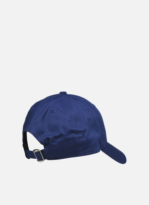 Kappe New Era League Essential 9Forty blau schuhe getragen