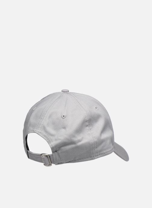 Kappe New Era League Essential 9Forty grau schuhe getragen