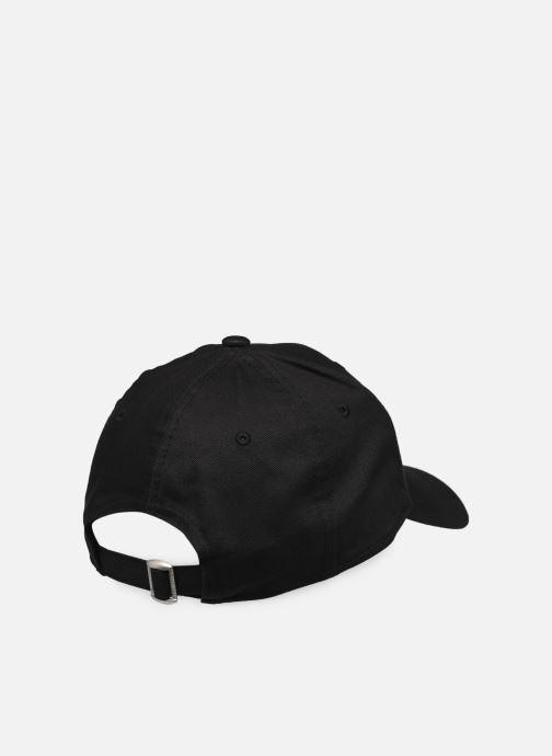 Kappe New Era League Essential 9Forty schwarz schuhe getragen