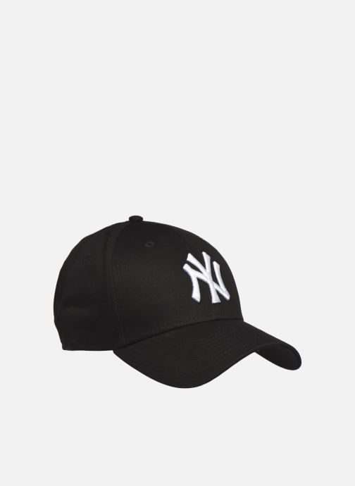 Kappe New Era League Essential 9Forty schwarz detaillierte ansicht/modell