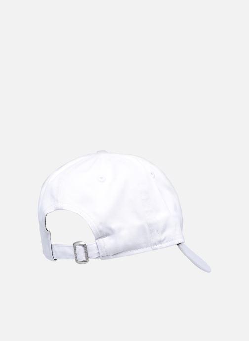 Kappe New Era League Essential 9Forty weiß schuhe getragen