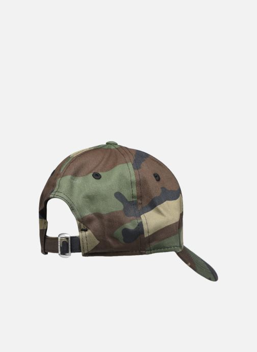 Kappe New Era League Essential 9Forty grün schuhe getragen