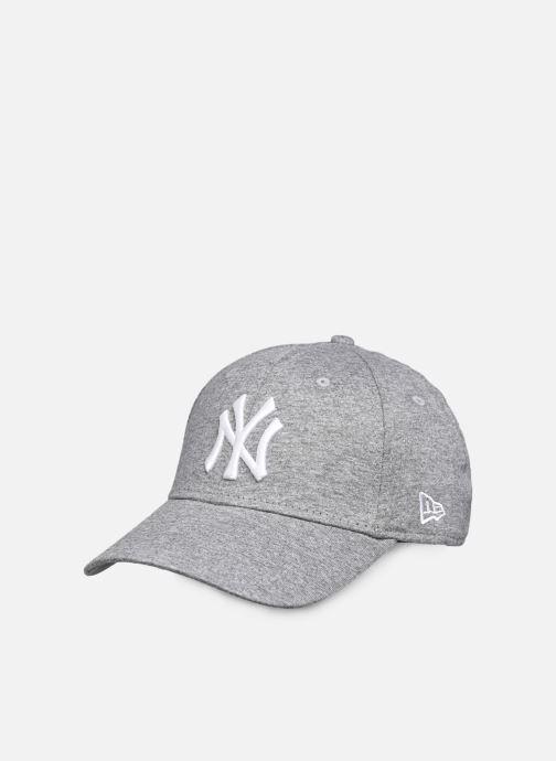 Kappe New Era Jersey Essential 9Forty grau detaillierte ansicht/modell