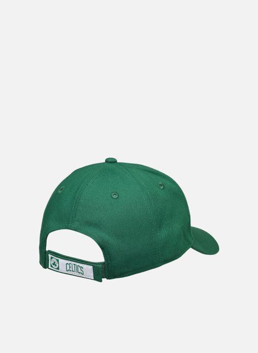 Cappellino New Era Nba The League Verde modello indossato