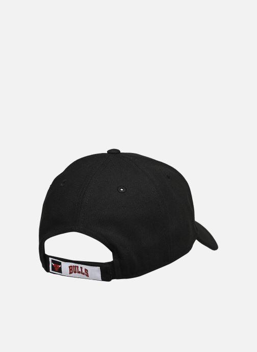 Cappellino New Era Nba The League Nero modello indossato