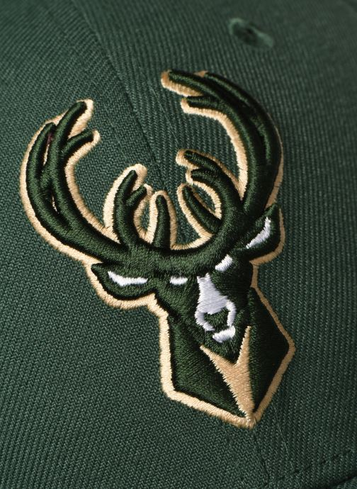 Cappellino New Era Nba The League Verde immagine frontale