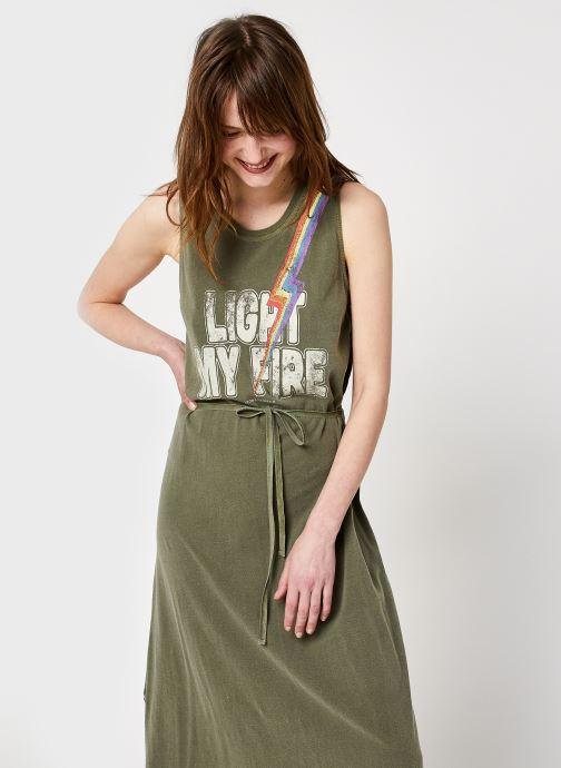 Vêtements Leon & Harper Regisse Vert vue détail/paire