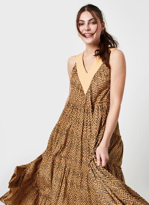 Vêtements Leon & Harper Rythme Marron vue détail/paire
