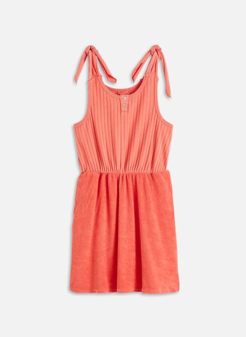 Kleding Arsène et les Pipelettes Robe éponge Oranje detail