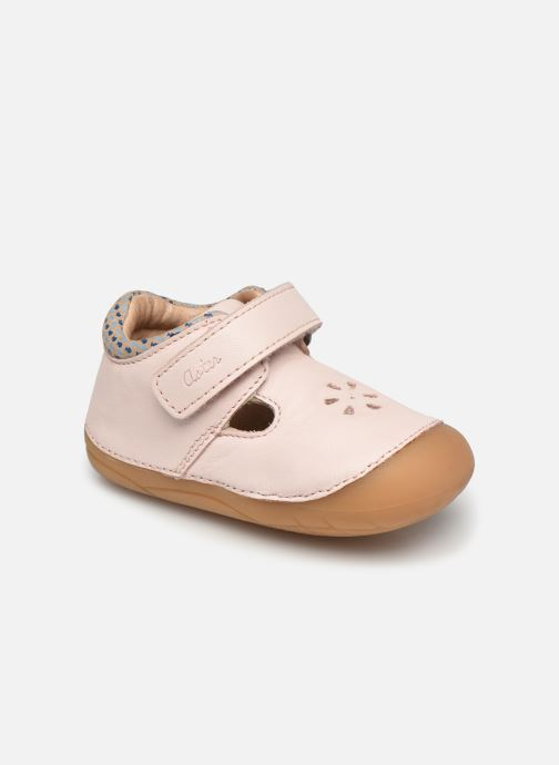Ballerines Aster Kumbo Rose vue détail/paire
