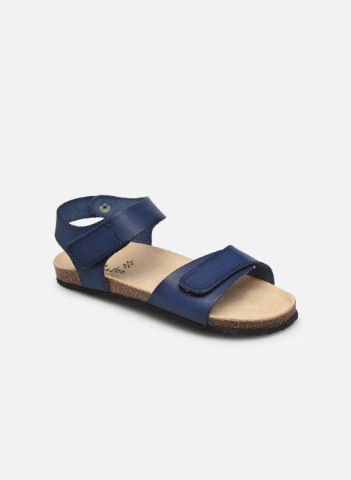 Sandalen Aster Banxou blau detaillierte ansicht/modell