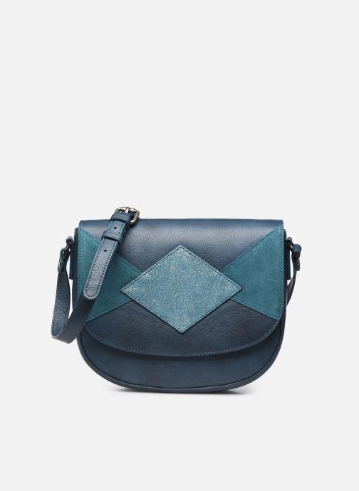 Handtassen Sabrina Sybil Blauw detail