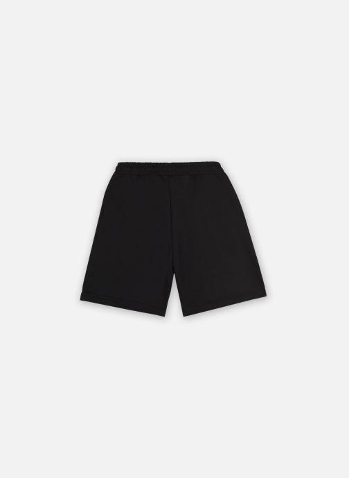Vêtements FILA DANE basic shorts Noir vue portées chaussures