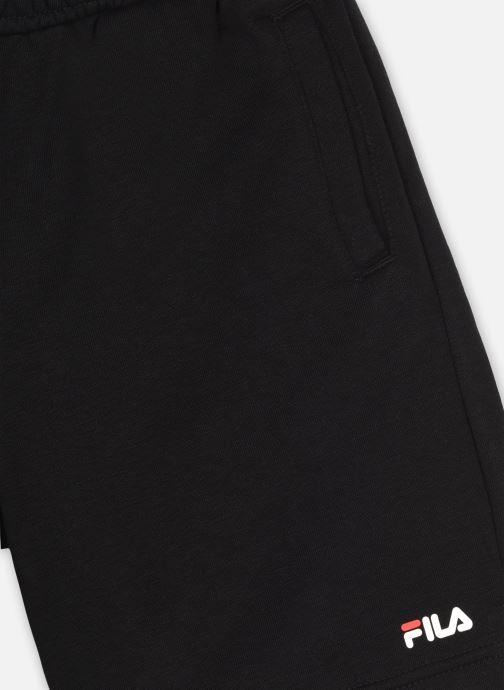Vêtements FILA DANE basic shorts Noir vue face