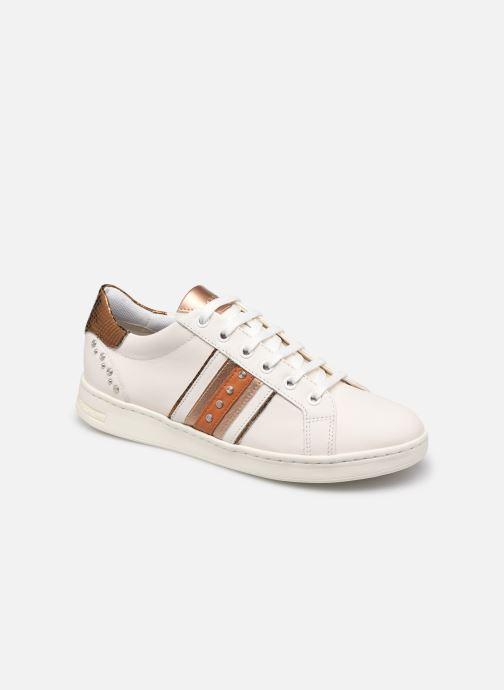 Sneakers Geox JAYSEN Wit detail