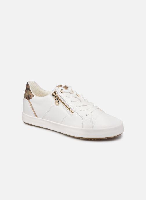 Sneaker Geox BLOOMIEE C weiß detaillierte ansicht/modell