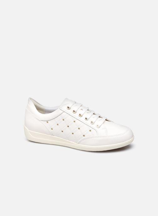 Sneakers Geox MYRIA Wit detail