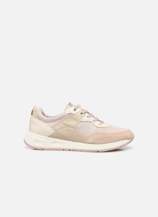 Sneakers Geox BULMYA B Beige immagine posteriore