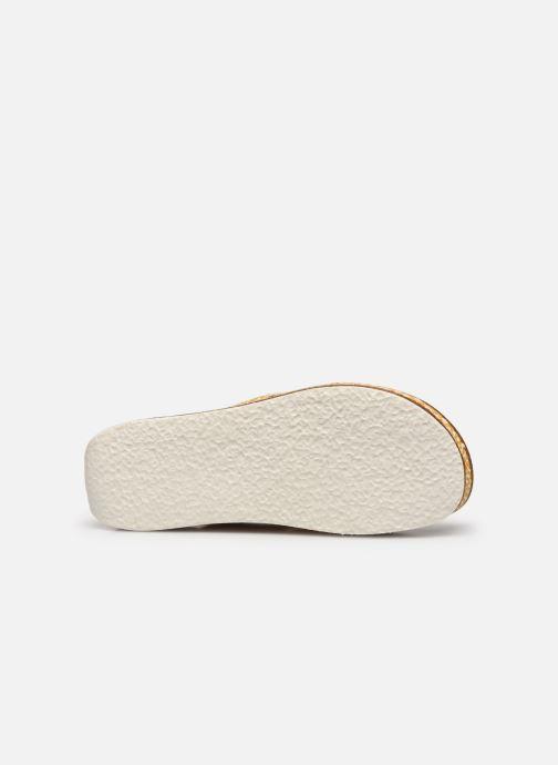 Sandali e scarpe aperte Think! Zega 686386 Giallo immagine dall'alto