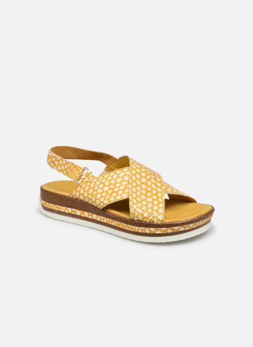 Sandali e scarpe aperte Think! Zega 686386 Giallo vedi dettaglio/paio