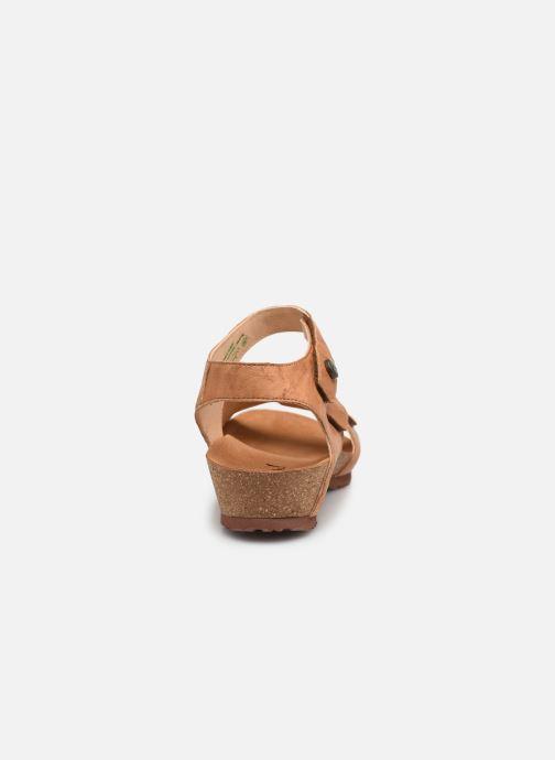 Sandales et nu-pieds Think! Dumia 89370 Marron vue droite