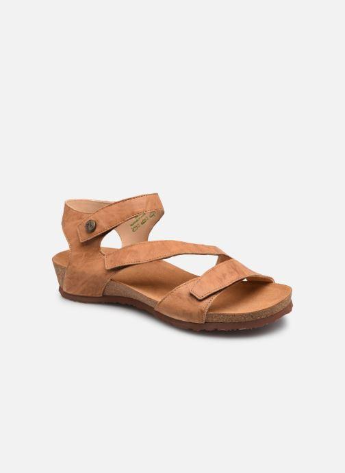 Sandales et nu-pieds Think! Dumia 89370 Marron vue détail/paire