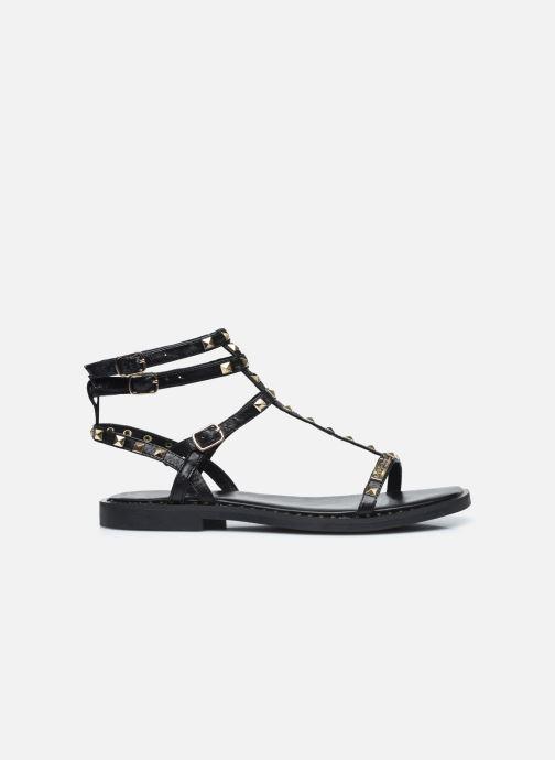 Sandales et nu-pieds Les Tropéziennes par M Belarbi CORALIE Noir vue derrière