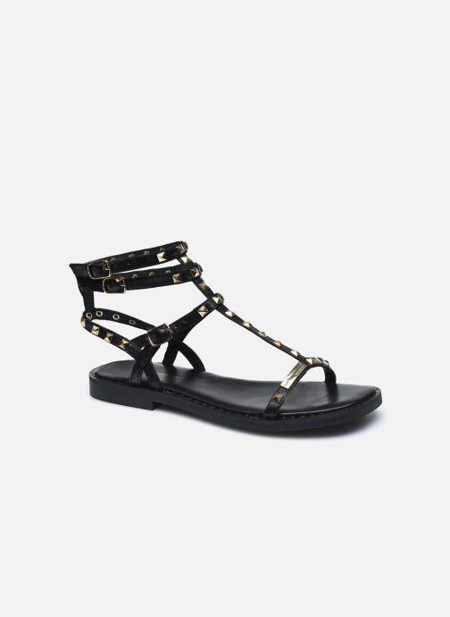 Sandales et nu-pieds Les Tropéziennes par M Belarbi CORALIE Noir vue détail/paire