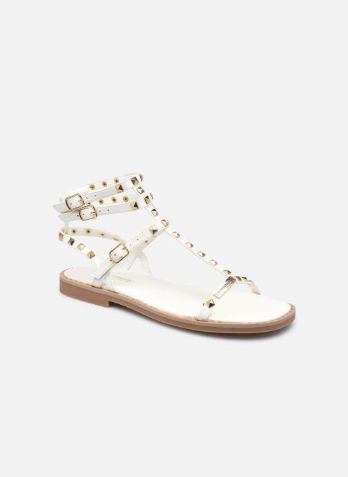 Sandales et nu-pieds Les Tropéziennes par M Belarbi CORALIE Blanc vue détail/paire