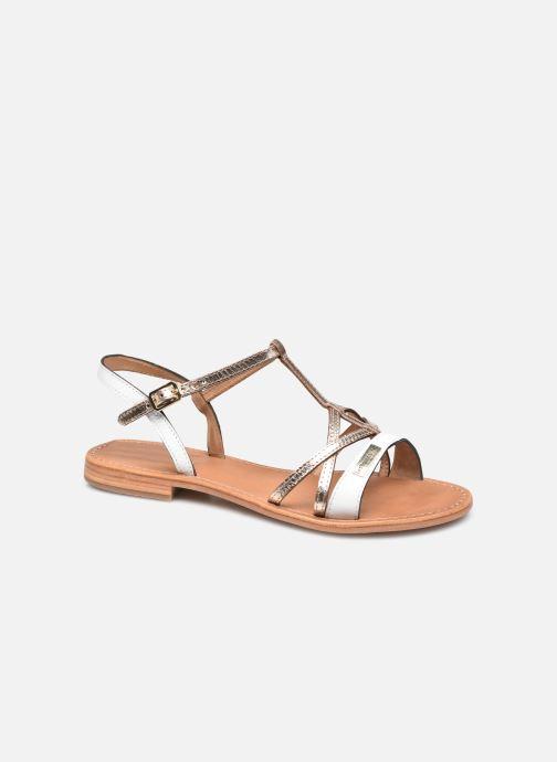 Sandales et nu-pieds Les Tropéziennes par M Belarbi HIRONELA Blanc vue détail/paire