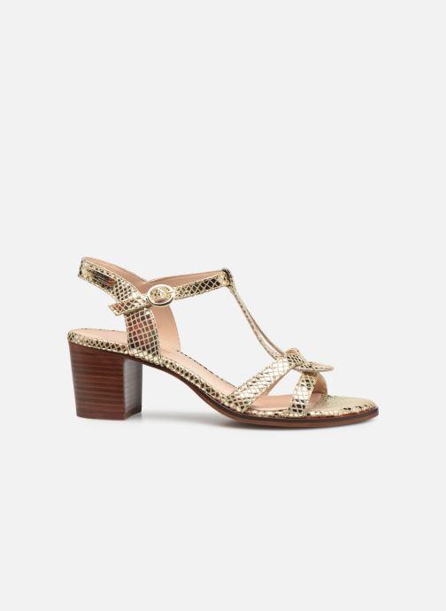 Sandali e scarpe aperte Les Tropéziennes par M Belarbi LILA Oro e bronzo immagine posteriore