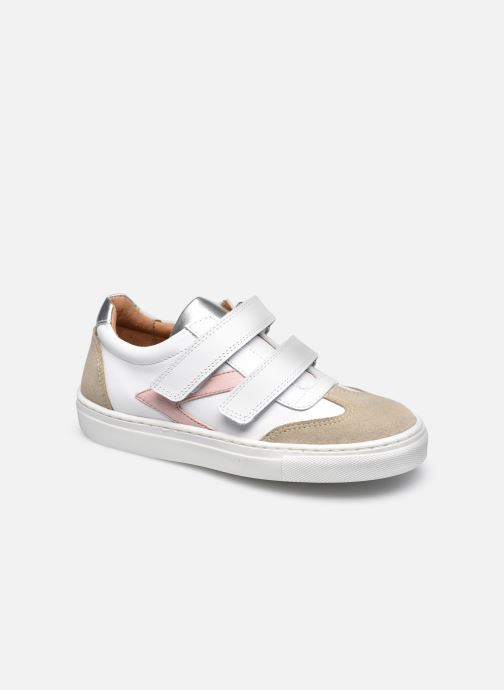 Sneaker Ubik 10101 weiß detaillierte ansicht/modell