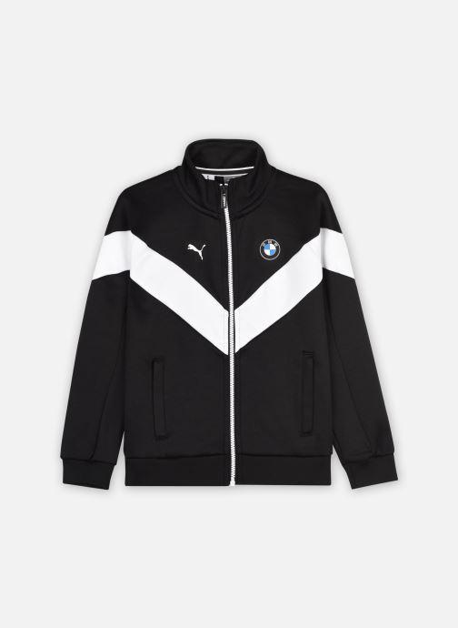 Vêtements Puma JR BMW MMS MCS TRK JKT Noir vue détail/paire