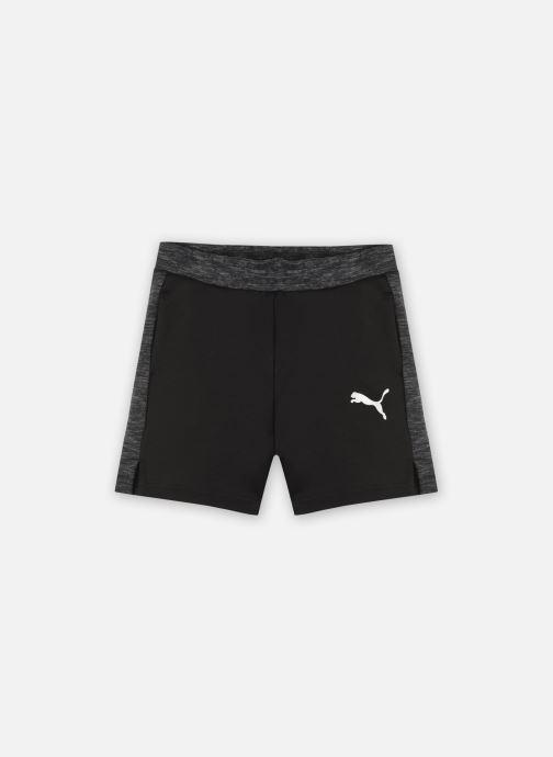 Vêtements Puma JR EVO SHORTS B Noir vue détail/paire