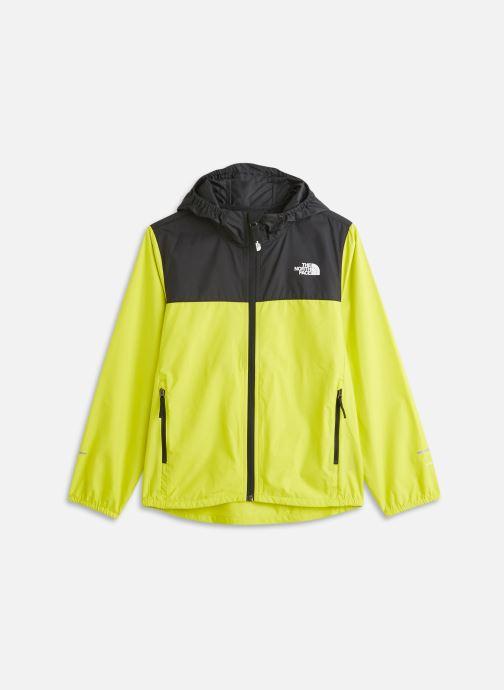 Vêtements The North Face Reactor Wind Jacket Noir vue détail/paire