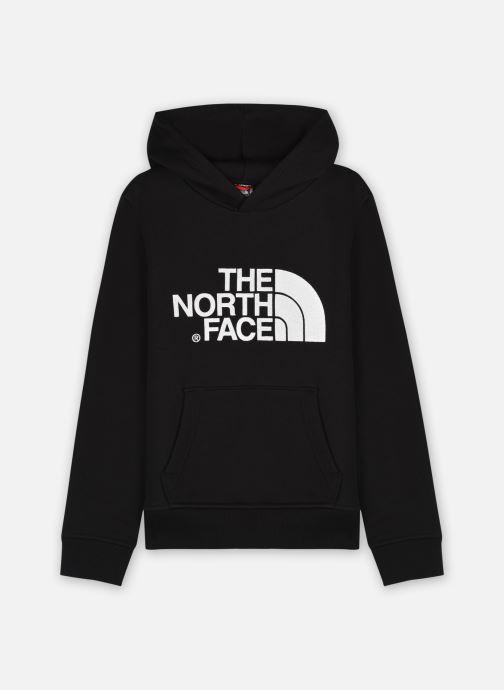 Kleding The North Face Drew Peak P/O Hoodie Zwart detail