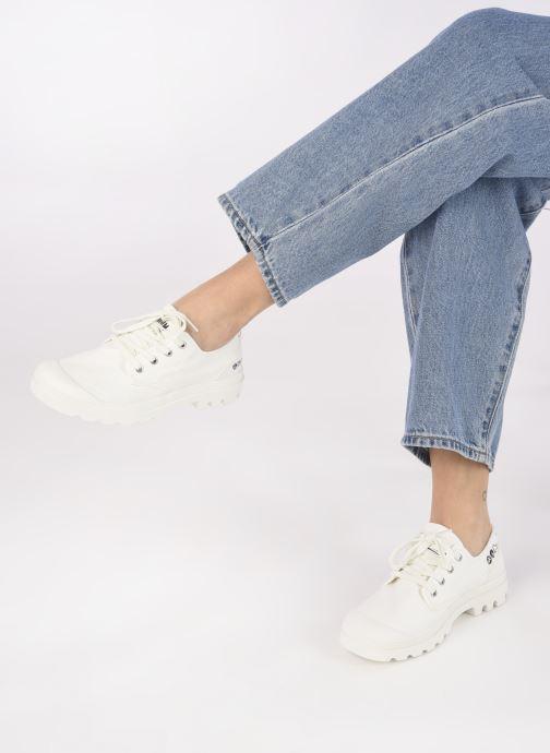 Sneakers Palladium PAMPA OX ORGANIC II Wit onder