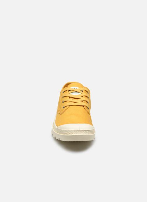 Sneakers Palladium PAMPA OX ORGANIC II Geel model