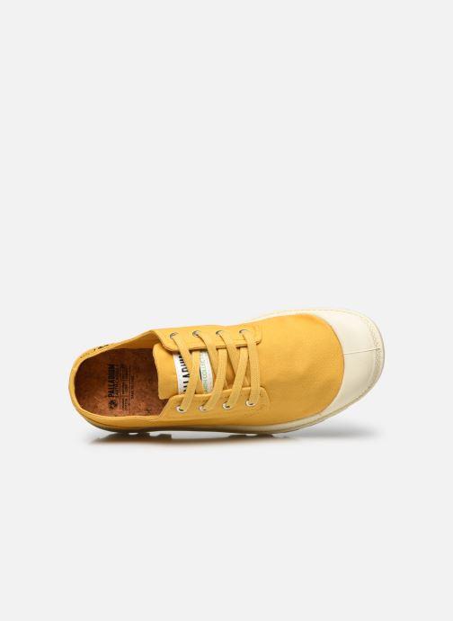 Sneakers Palladium PAMPA OX ORGANIC II Geel links